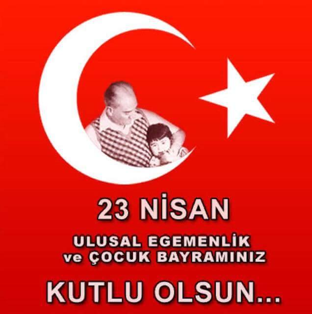 23 Nisan Ulusal Ege...
